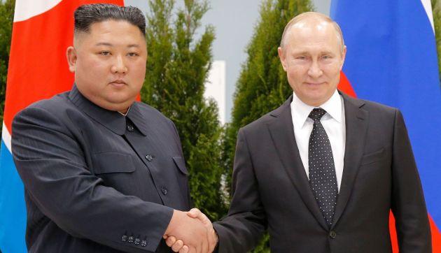 Cinco claves de la primera cumbre entre Vladimir Putin y Kim Jong-un