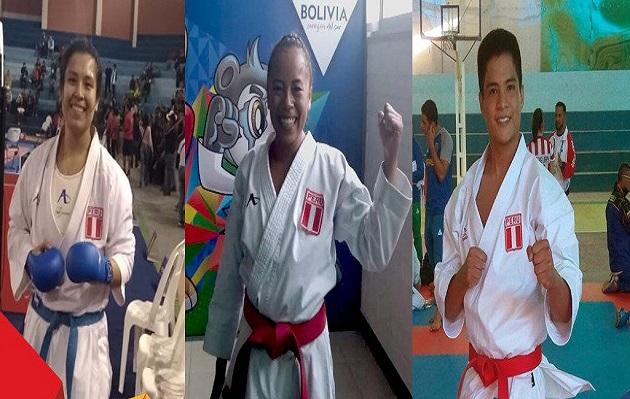 Perú obtiene primeras medallas de oro en Juegos Odesur