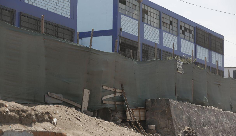 Defensoría: colegios de Lima Provincias no pueden ser reparados por demora en trámites administrativos