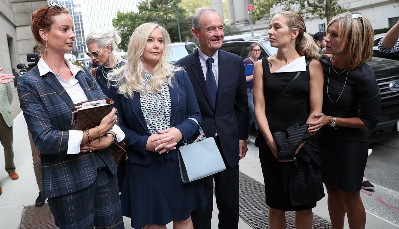 Unas 30 víctimas de Jeffrey Epstein relatan su pesadilla ante juez de Nueva York