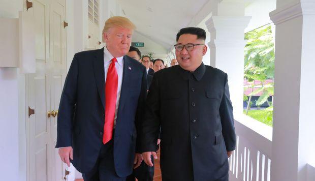 Estados Unidos confirma segunda reunión de Trump con Kim Jong-un en 2019