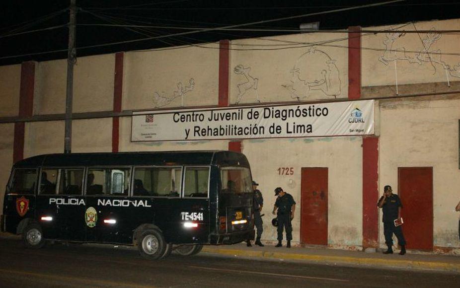 Poder Judicial transfiere manejo de 'Maranguita' al Ministerio de Justicia