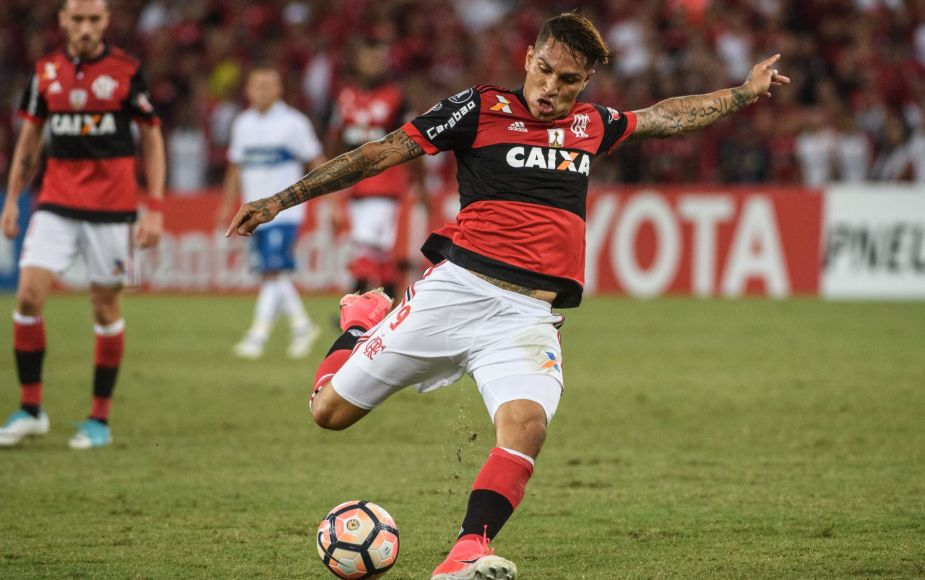 Flamengo convoca a Paolo Guerrero para partido de este domingo