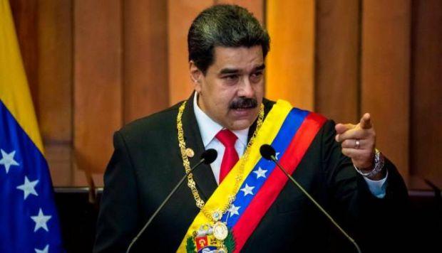 """Venezuela: Hamás condena """"golpe de estado"""" contra Maduro e """"injerencia"""" de Estados Unidos"""