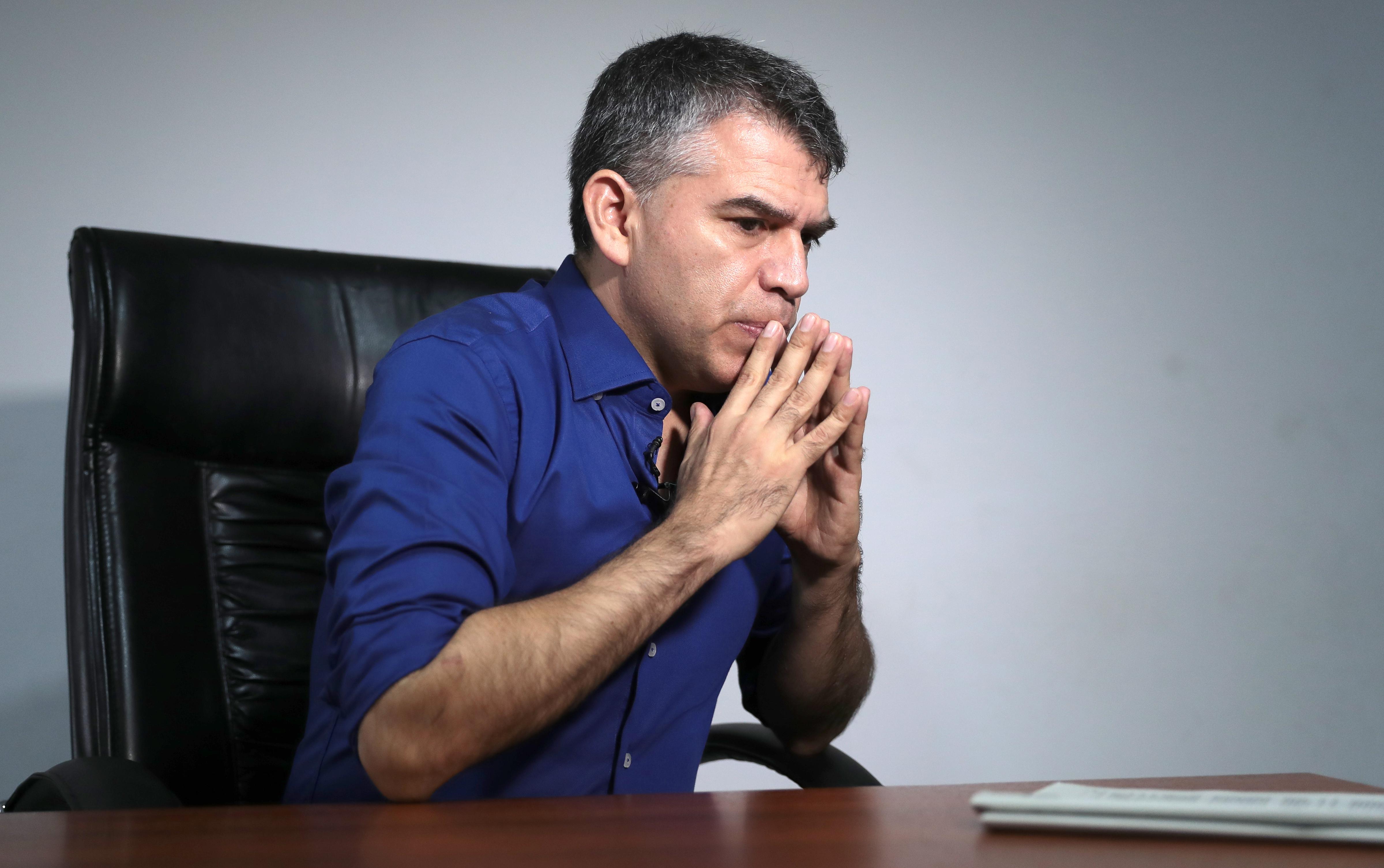 """Caso Julio Guzmán: José Elice afirma que decisión en Partido Morado fue """"ajustada"""""""