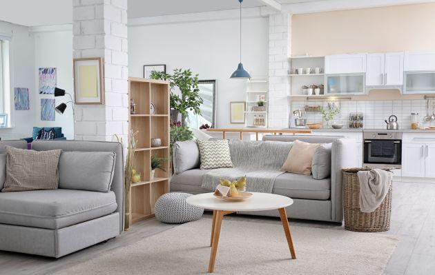 Convierte tu sala en un ambiente más amigable con estos consejos