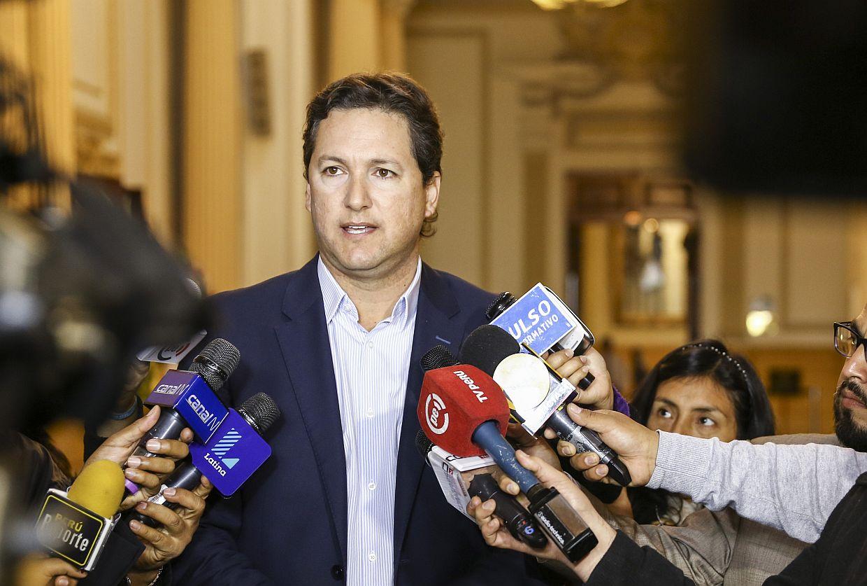 Daniel Salaverry adelanta elecciones de la Mesa Directiva para el jueves 25