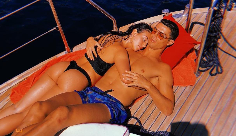 ¿Cristiano Ronaldo se comprometió con Georgina Rodríguez?