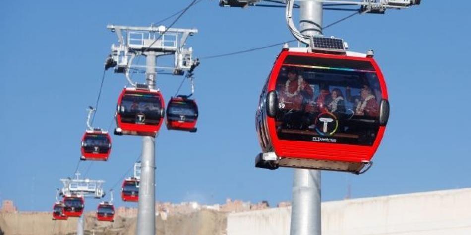 Teleférico de Lima se extendería hasta el distrito de Comas