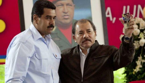 Nicaragua se solidariza con Maduro tras la autoproclamación de Juan Guaidó