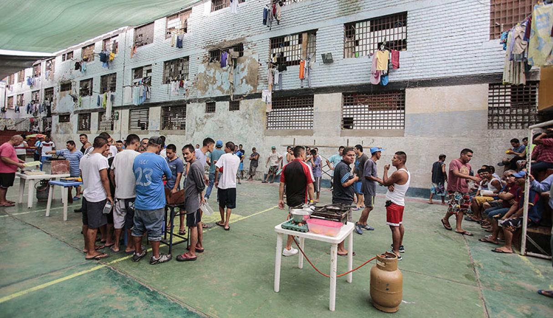 Motín en Lurigancho: ¿cuál es la capacidad de las cárceles de Lima ...