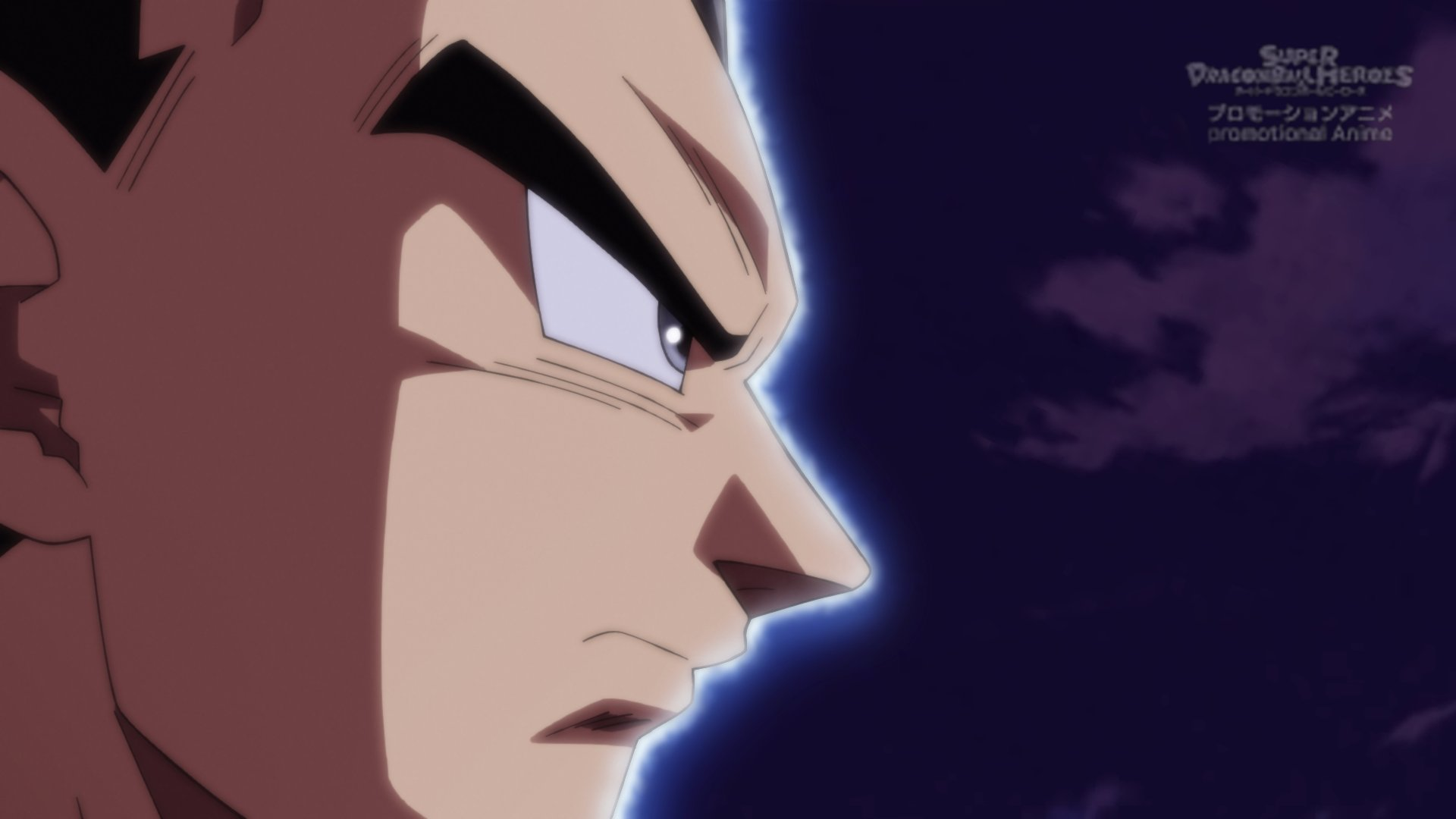 Dragon Ball Heroes El Ultra Instinto De Vegeta Despierta En El