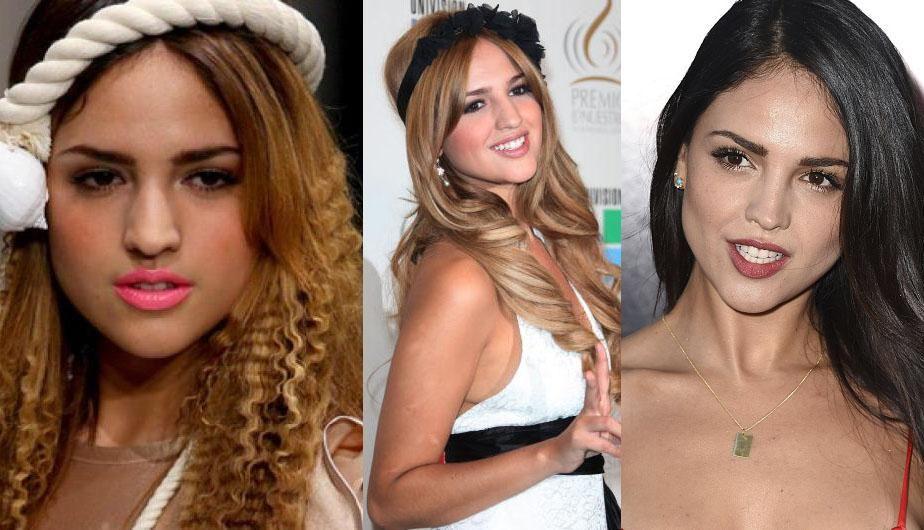 Cambios más notorios en la apariencia de la actriz. (Foto: Getty Image)