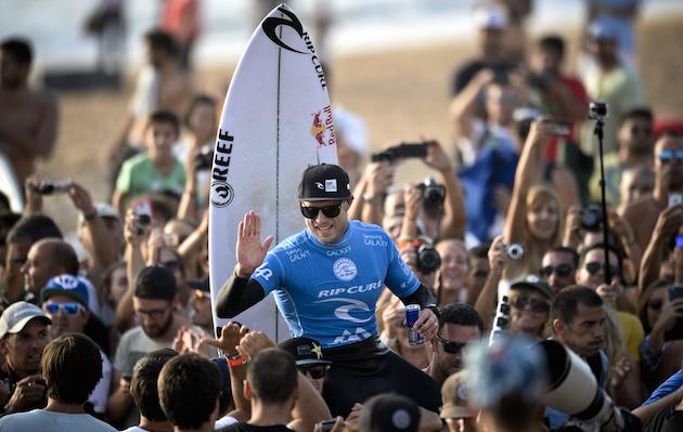 Ya llegan los World Surfing Games