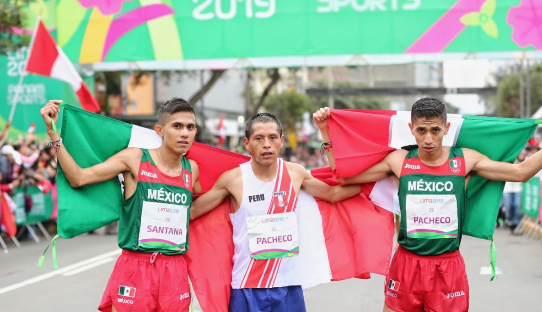 Cristhian Pacheco, medalla de oro en los Panamericanos, contó cuál era su otra pasión deportiva de niño. (Fotos: Giancarlo Ávila/GEC)