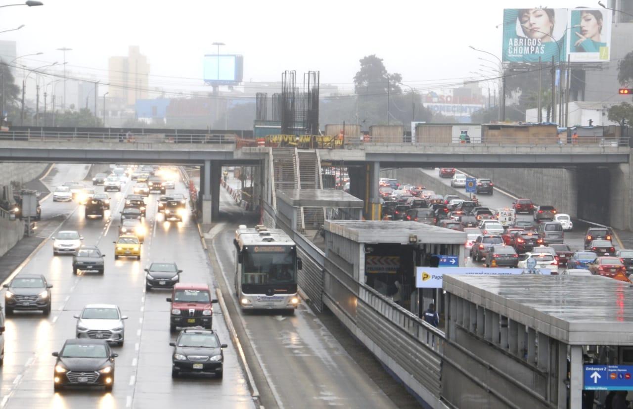 Metropolitano: buses retoman su recorrido tras culminación de obras en San Isidro