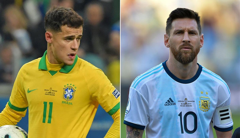 Brasil vs. Argentina: día, hora y canal por semifinales de la Copa América