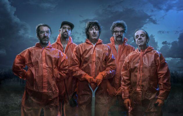 Cuarteto de Nos llega a Lima a presentar su nuevo disco Apocalipsis Zombi