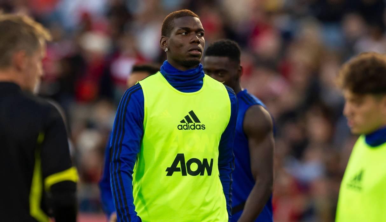 Agente de Paul Pogba habló sobre el futuro del mediocampista francés en el Manchester United