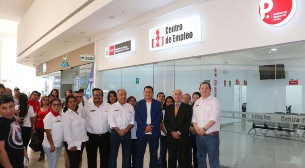 MTPE inaugura centro de empleo para mayor oportunidad laboral en Piura