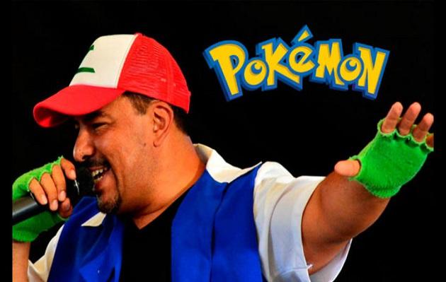 La voz de los temas de Pokemon regresa a Lima
