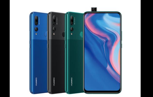 Huawei Y9 Prime 2019 llegó al Perú