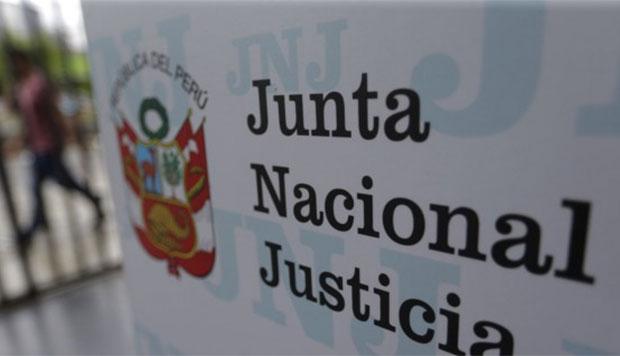 Junta Nacional de Justicia: Candidatos tuvieron que pasar por pruebas de confianza