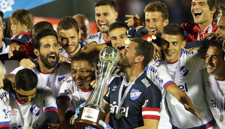 Nacional venció a Peñarol y se coronó campeón de la Supercopa Uruguaya | FOTOS
