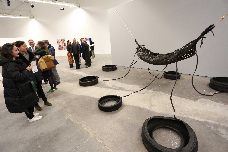ARCOmadrid 2019: El Instante Fundación inauguró muestra de arte peruano contemporáneo
