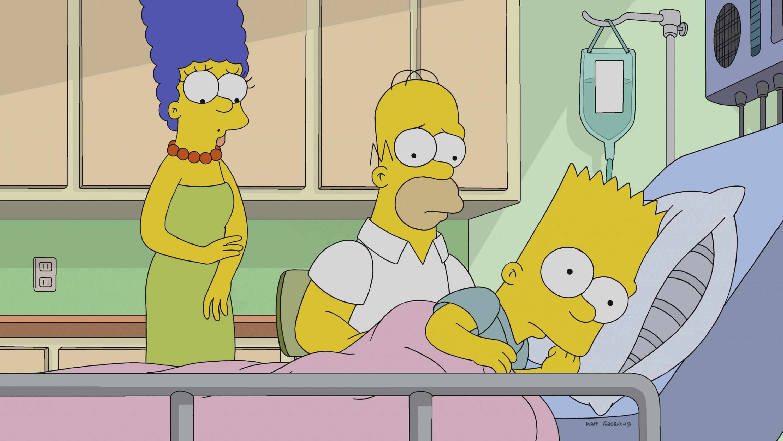 """""""Los Simpson"""": estas son las estrellas que participarán en la 30° temporada de la serie   FOTOS"""