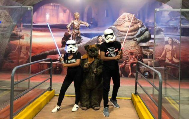 Celebra el Día de 'Star Wars' en el museo construido en su honor en Independencia