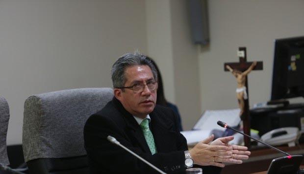Difunden audios de juez que verá casación de Keiko Fujimori con Walter Ríos