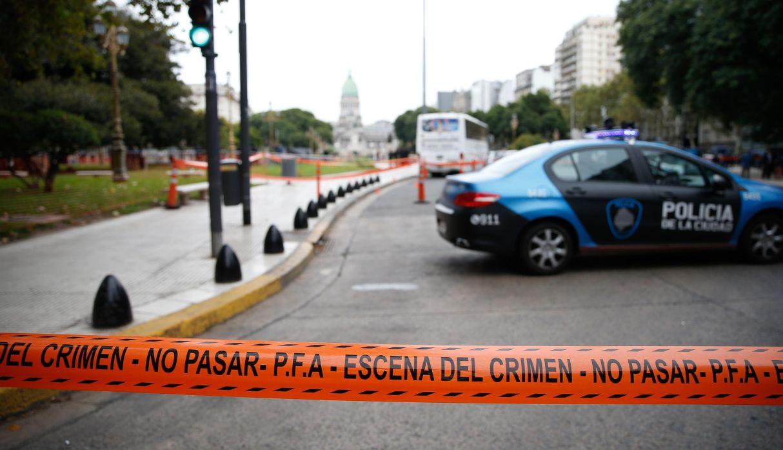 Ataque cerca al Congreso de Argentina habría sido una venganza por motivos sentimentales