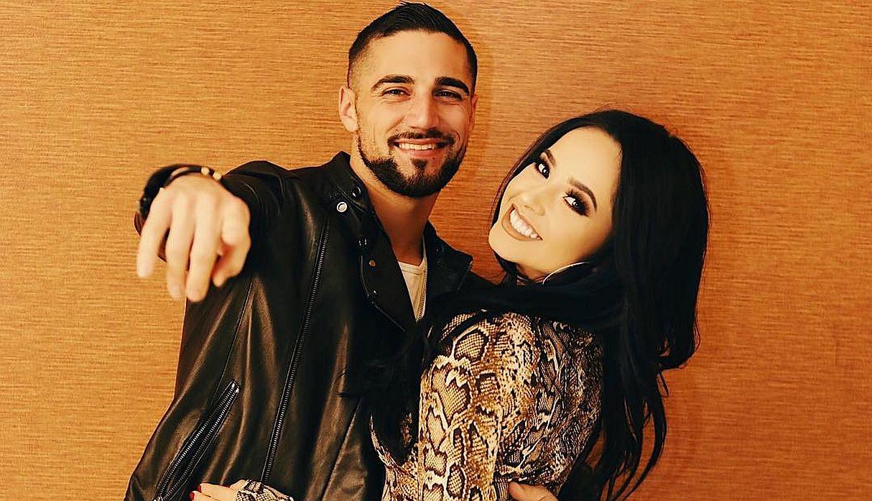 Becky G comparte románticas fotografías junto a su novio Sebastián Lletget   FOTOS