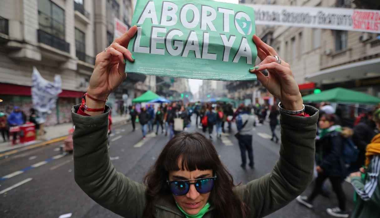 Los puntos más importantes del proyecto de ley del aborto en Argentina