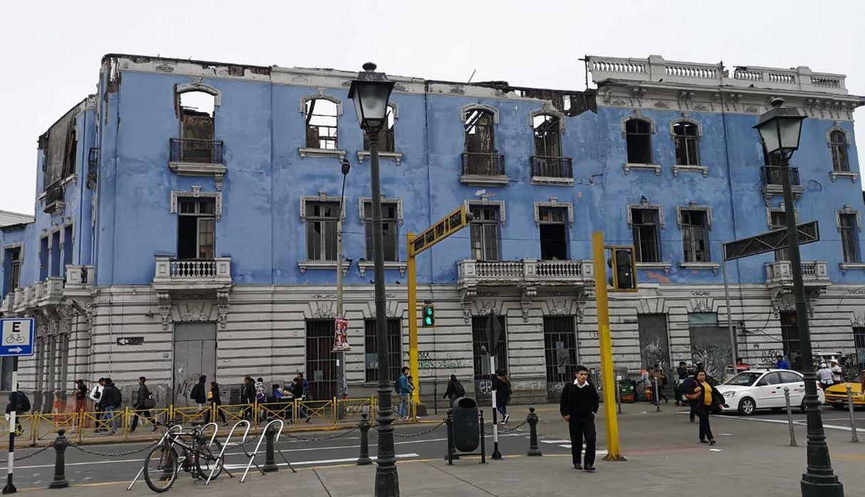 Piden a Municipalidad de Lima y Ministerio de Cultura informar sobre recuperación de inmuebles históricos