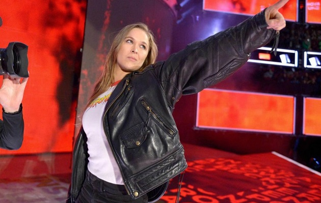 Ronda Rousey se una a la WWE [VIDEO]