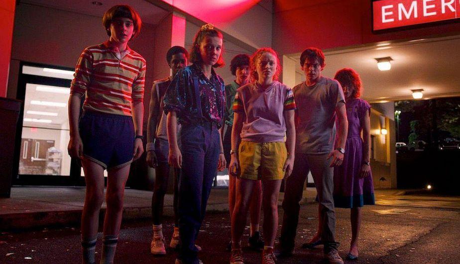 Netflix comparte fotografías del detrás de cámaras de 'Stranger Things 3' | FOTOS