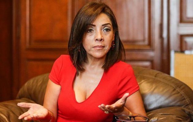 Alejandra Aramayo asegura que fue error convocar a Comité de Transición en Fuerza Popular