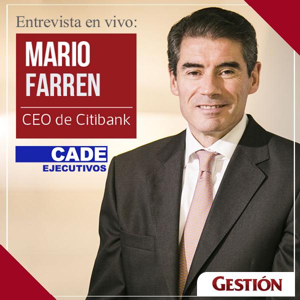 Mario Farren - Citibank