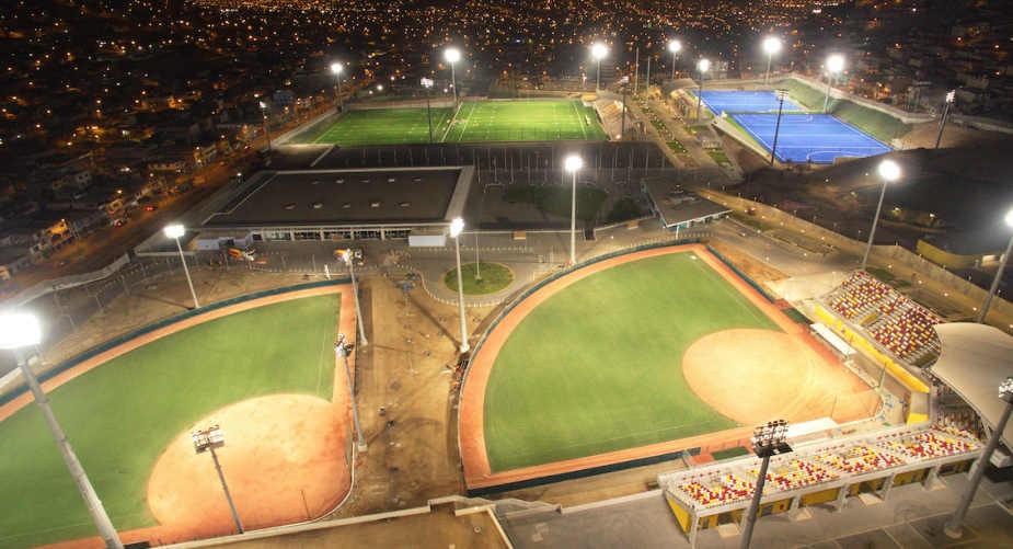 Lima 2019: así será la iluminación de los estadios de los Panamericanos