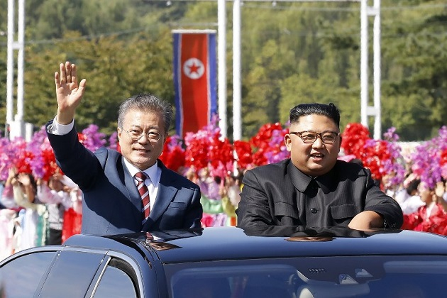 Las Coreas anuncian candidatura conjunta para los Juegos Olímpicos de 2032
