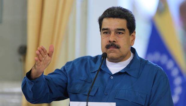 Nicolás Maduro denuncia 'festín de odio' de Trump y Duque contra Venezuela