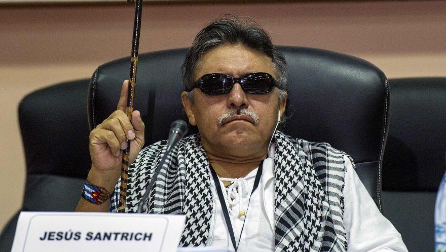 Colombia: Dictan orden de captura contra Jesús Santrich, ex líder de las FARC