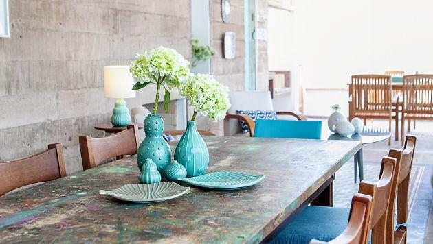 Aprende a decorar el centro de mesa de tu comedor con tus ...