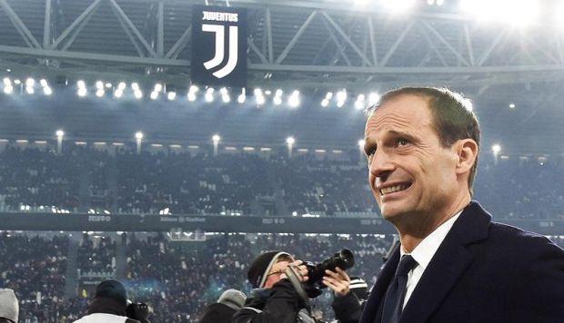 Massimiliano Allegri no seguirá como técnico de la Juventus