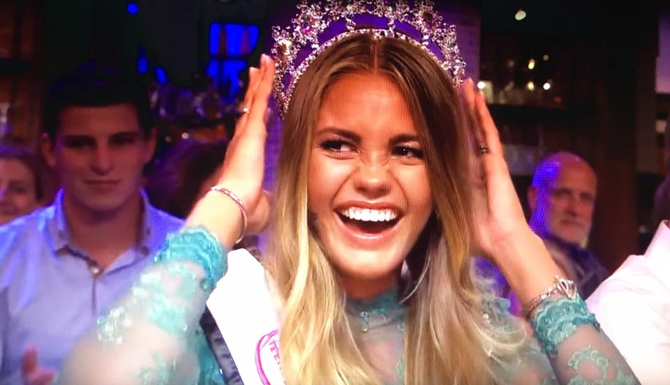 Fallece a los 19 años Lotte van der Zee, Miss Teen Universo 2017