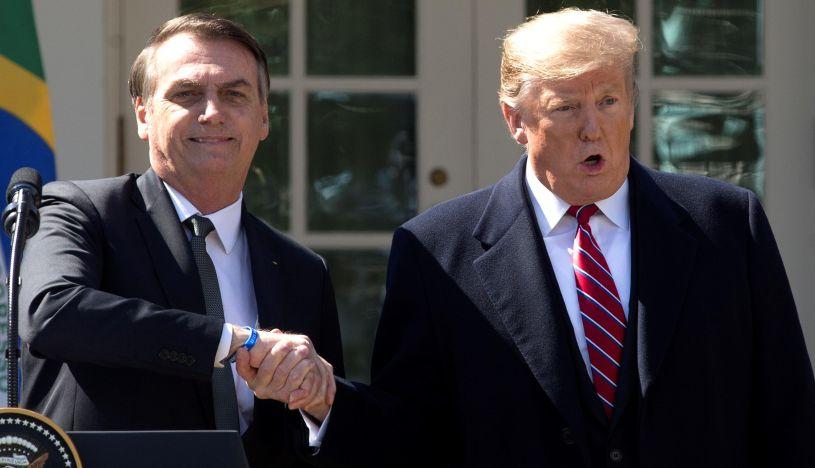 Encuentro entre Bolsonaro y Trump: ¿Victoria diplomática o sumisión ideológica?