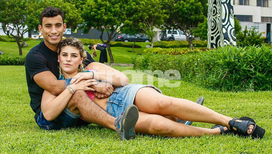 ¿Macarena Vélez no quiere que Said Palao tenga contacto con la madre de su hija? El misterioso mensaje de la ex
