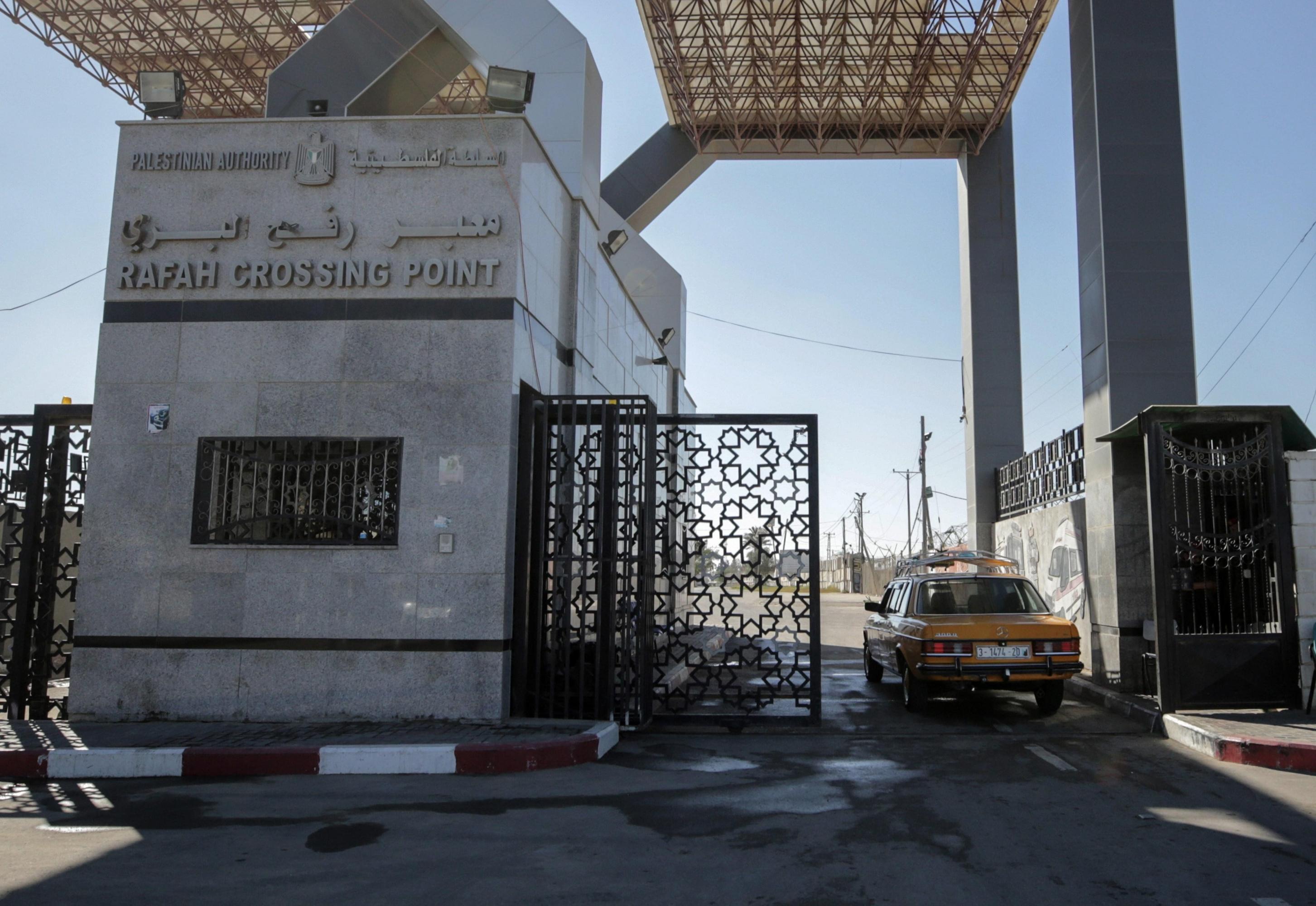 Jefe adjunto de Hamás afirma que Egipto reabrirá la frontera con Gaza